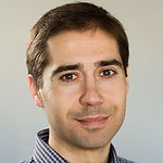 This is a headshot of Juan Villén, Managing Director at Idealista Mortgages.