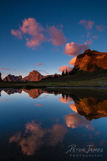 Washington State mountain photography prints