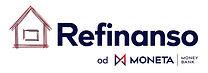 Logo of Refinanso, a fully online mortgage refinancing platform.