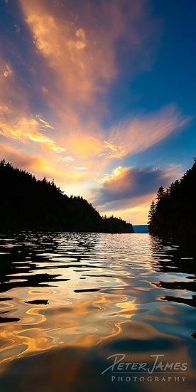 fine art Lake Whatcom photography prints for sale