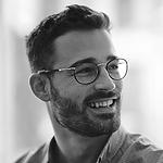 Headshot of Jamie Maddison, Head of Content Marketing at iwoca.
