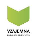 This is the logo of Vzajemna, the first and the largest voluntary health insurance company in Slovenia.