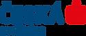 Logo of Česká spořitelna, the bank with the longest tradition on the Czech market.
