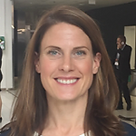 This is a headshot of Maria Burlace, Product Manager Home Journey at Nordea Sweden.