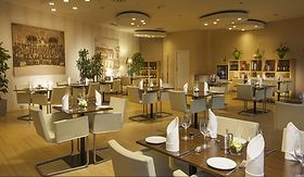 This is Bistro & Café U Hájků at Grandior Hotel Prague
