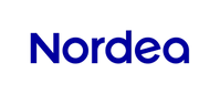 This is the logo or Nordea, the largest financial services group in the Nordic region and one of the biggest banks in Europe.