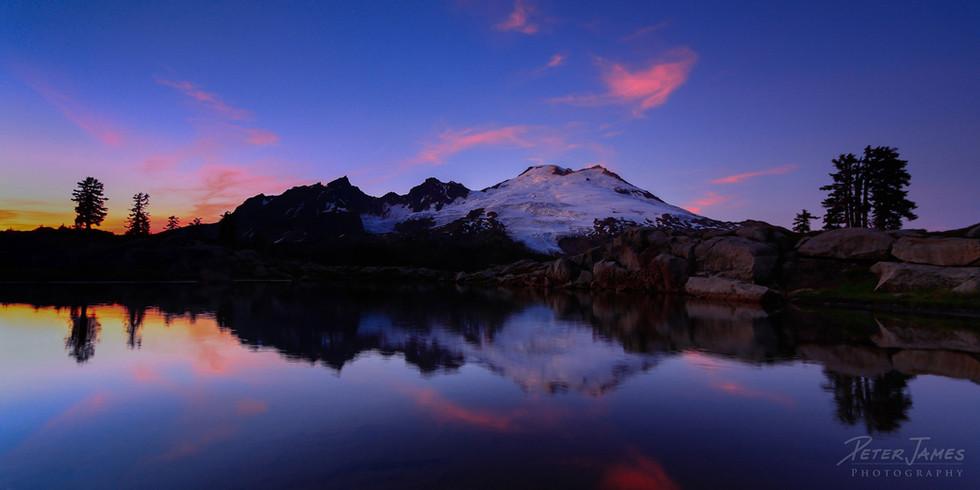 Mount Baker at Park Butte