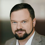 This is a headshot of Konrad Wypchło, Data Finance Division Director at ITMAGINATION.