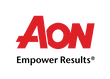 Logo of Aon.