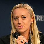 Headshot of Irina Cristina Gheorghe, Head of Digital Lending at BCR