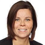 Headshot of Rósa Guðmundsdóttir, Executive Director Savings & Lending, Personal Banking at Íslandsbanki.