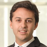 This is a headshot of Diogo Pessoa, Product Manager at Médis.