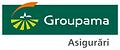 Logo of Groupama asigurari.