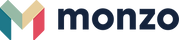 This is the logo of Monzo Bank. Monzo was one of the earliest of a number of new app-based challenger banks in the UK. Click to be redireced to Monzo's website.