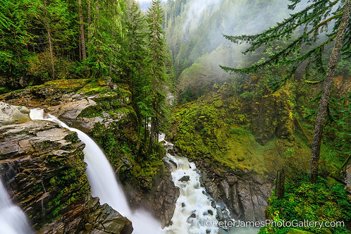 Nooksack Falls Whatcom County