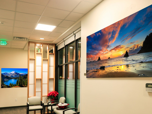 How to Choose the Right Nature Photography Wall Art for Your Business