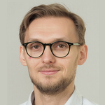 This is a headshot of Tuomas Seppänen, Senior Manager responsible for Corporate Health Underwriting at OP Insurance.