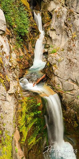 Christine Falls Mount Rainier NP