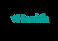 Logo of vHealth by Aetna International.