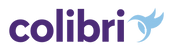 This is the logo of Colibri Hypotheken, a financial boutique for residential mortgages.