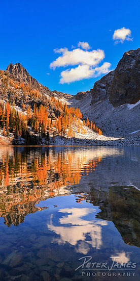 fine art PNW alpine lake landscape photography prints for sale