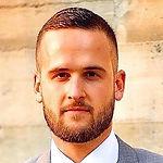 Headshot of Stefan Andjelic, Blockchain Hub Lead at Raiffeisen Bank International.