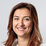 Headshot of Maria Cenusa, Tribe Lead - Micro Companies at ING Bank.
