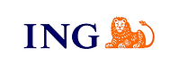 This is the logo of ING Bank N.V., a Dutch retail bank subsidiary of ING Groep N.V.
