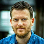 Headshot of Bo Land, Team Lead Data Consulting at Centraal Beheer.