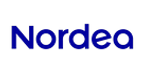 This is the logo of Nordea, the largest financial services group in the Nordic region and one of the biggest banks in Europe. Click to be redirected to Nordea' website.