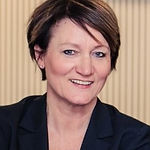This is a headshot of Toril Steinmo, Product Owner or the Mortgage Digitalisation Project at DNB Bank.