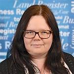Headshot of Piret Saartee, Business Analysis Expert at RIK