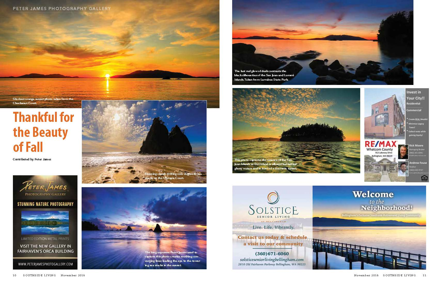 Landscape photos of Chuckanut