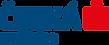 Logo of Česká spořitelna.