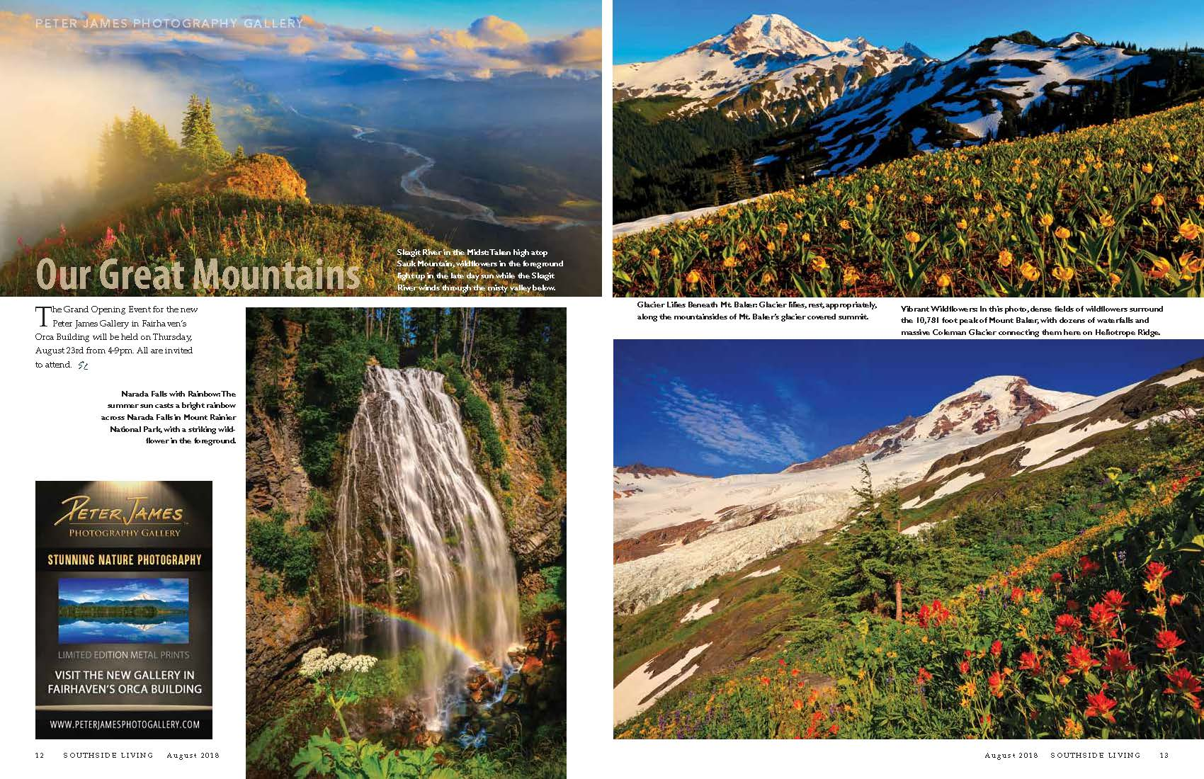 Landscape Wilderness Photography