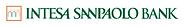 Logo of Intesa Sanpaolo Bank Slovenia.