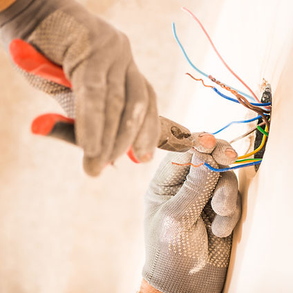 Electical Installation Socket Switch Light Oven Re-wire Cable Ci Electrial Contractors