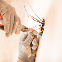 전기 작업
