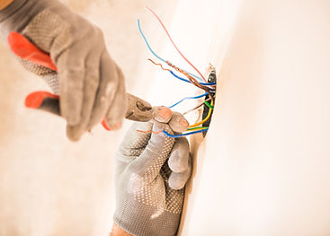 electrician On the Job