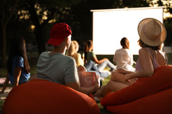 Outdoor Movie Night July 30th
