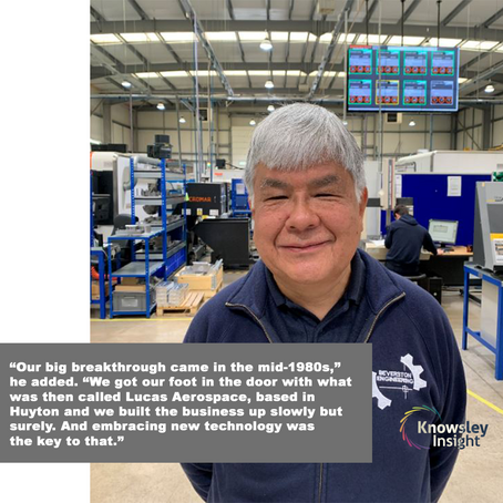Expert Eye - Invest for the future or be left behind, Rod Wah, Beverston Engineering