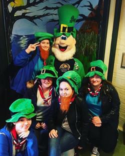 Senior Section Take Over Dublin