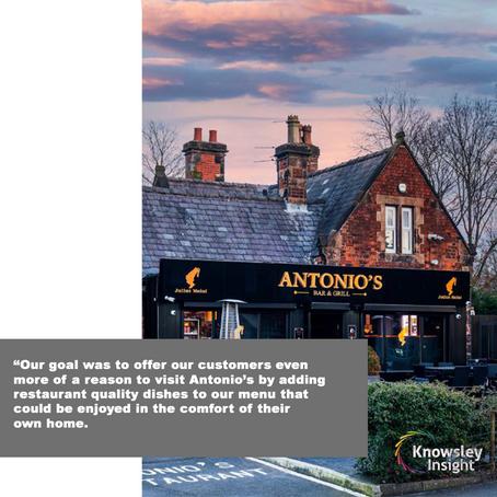 EXPERT EYE: Antonio's Bar & Grill in Knowsley Village