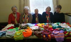 Trefoil Knitting 001