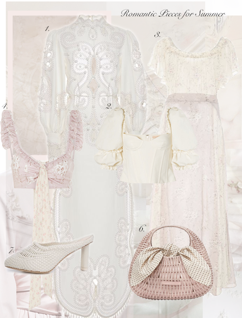 Romantic Pieces for Summer..