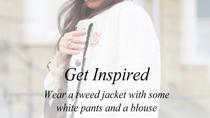Tweed Jacket..