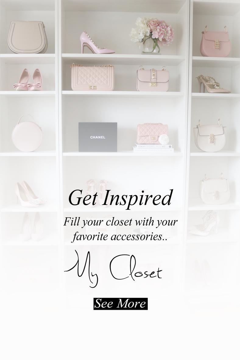My Closet Tour..