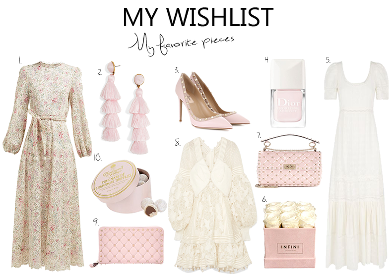 My Wishlist Pretty Dresses and Chocolates for Fall..