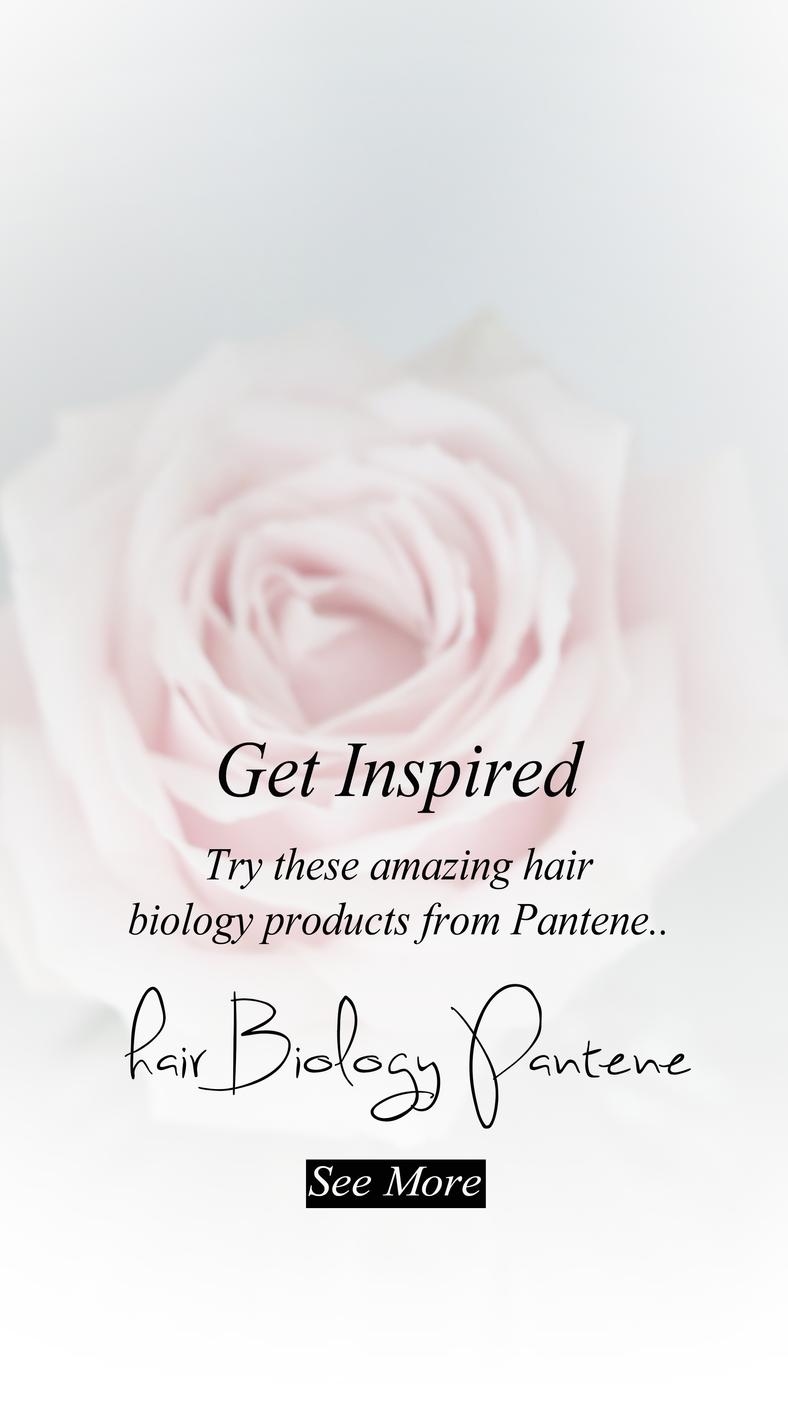 Hair Biology Pantene..