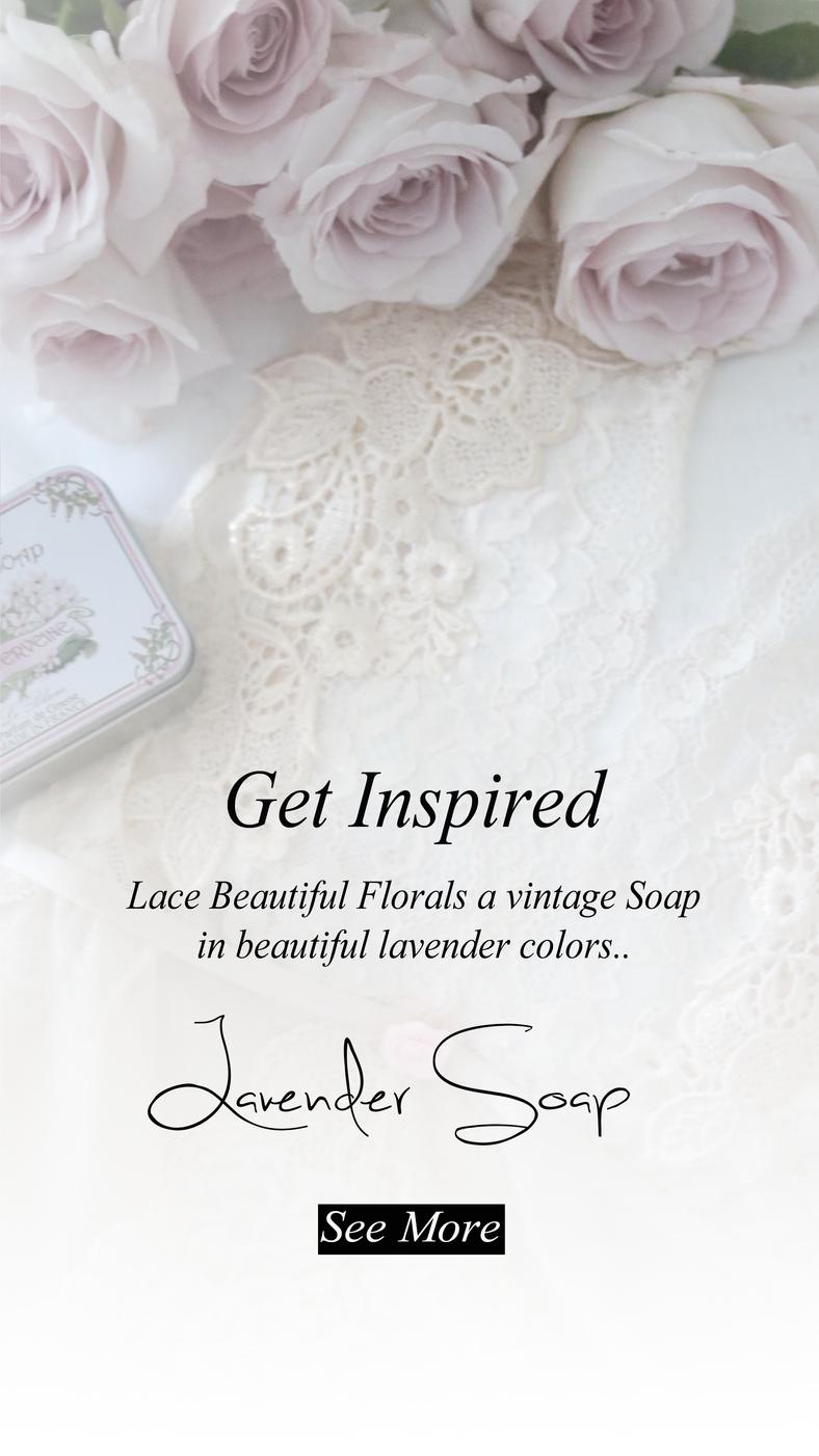 French Lavendel Soap..
